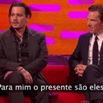 Johnny Depp explica o real motivo das suas visitas a hospitais infantis 5
