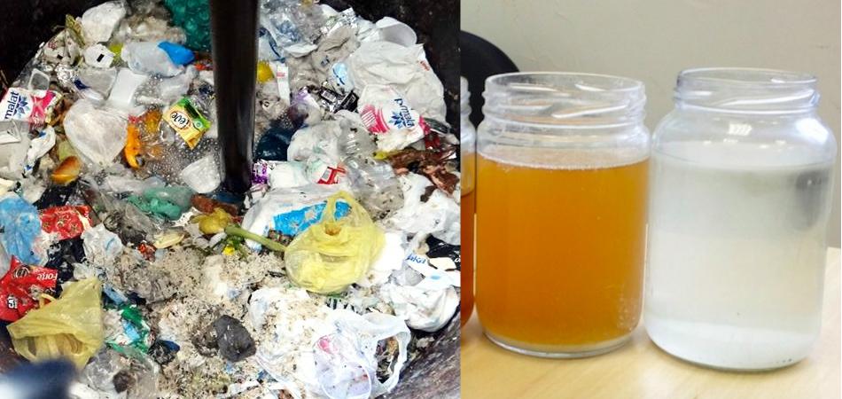 Com este tratamento, lixo vira água potável, produtos para agricultura e construção civil 1