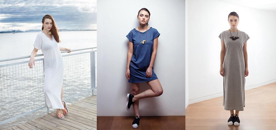 Com peças minimalistas e sustentáveis, marca brasileira prioriza o conforto das mulheres 1