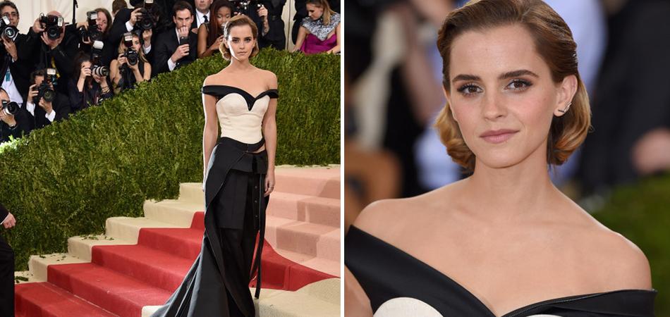 Emma Watson usa vestido feito de PET em evento e mostra que chique é ser sustentável 25