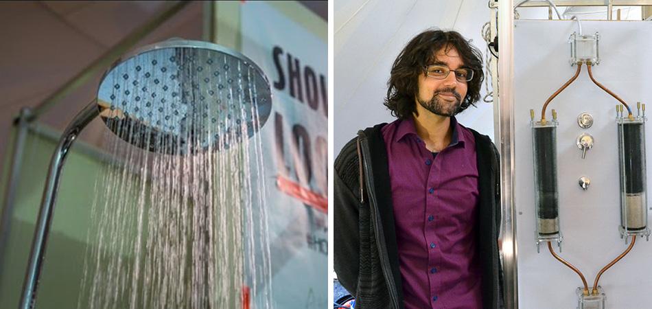 """Neste chuveiro é possível tomar """"banho infinito"""" gastando apenas 10 litros de água 2"""