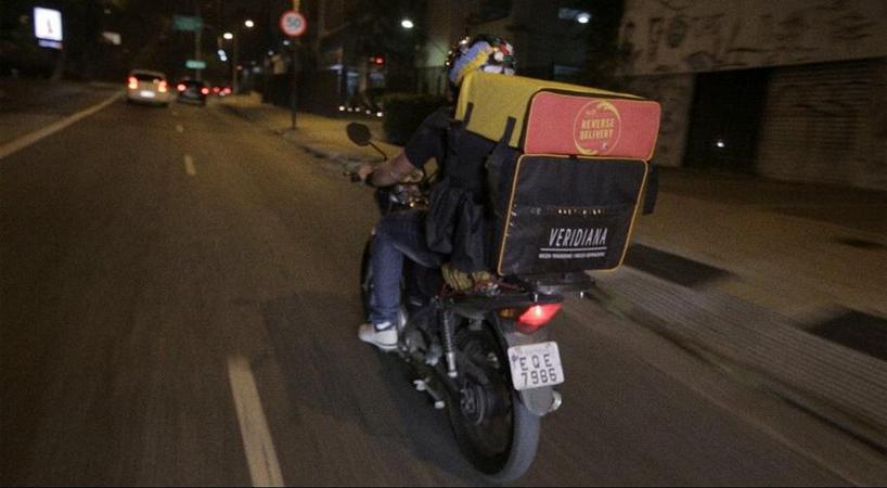 'Delivery Reverso' permite que pessoas doem alimentos sem sair de casa 1