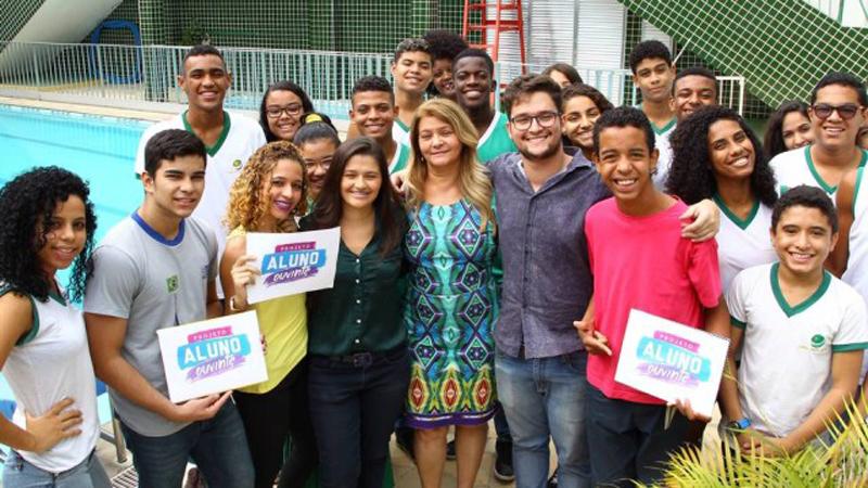 Colégio particular no Rio abre as portas para alunos de escolas em greve estudarem de graça 1