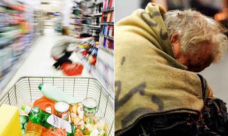 Roubar comida não será mais crime na Itália 2