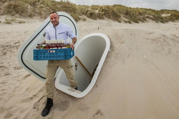 Designer holandês cria geladeira que funciona sem energia elétrica 1