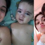Mãe cria canal para compartilhar as pequenas vitórias do filho que nasceu sem braços 6
