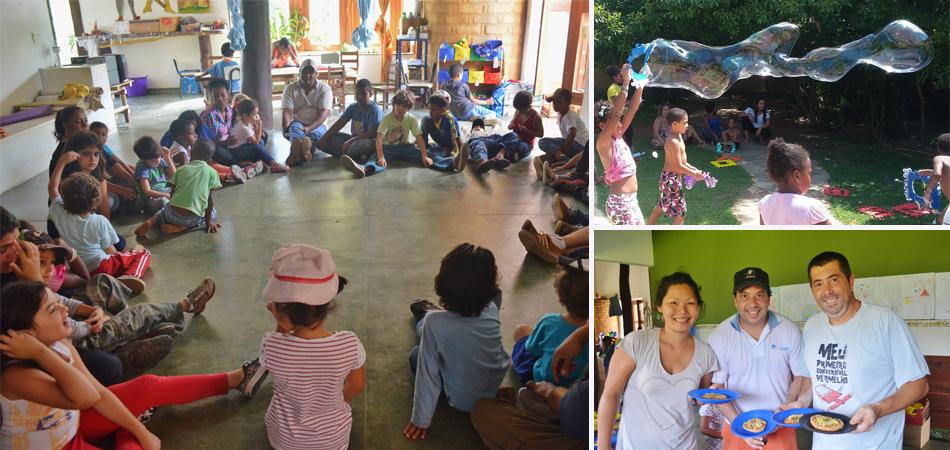 Escola administrada por comunidade estimula a autonomia das crianças pela educação livre 1