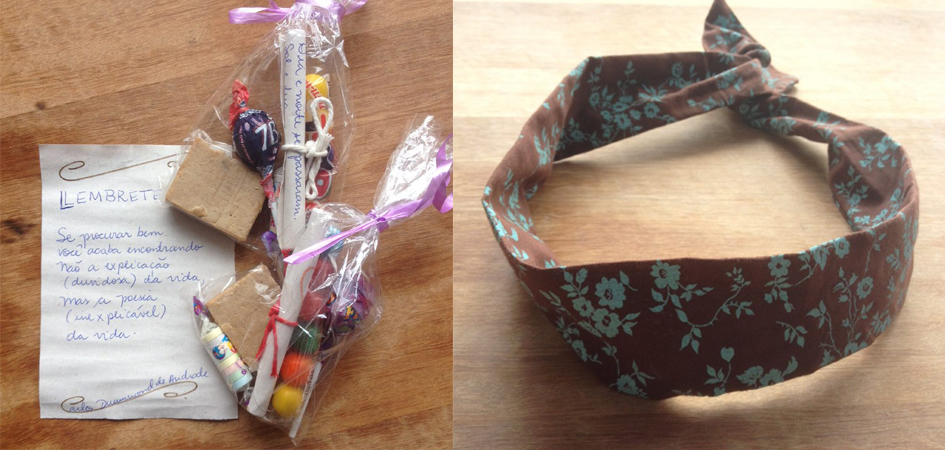 Mulher faz sacolinhas de doces com mensagens positivas para pagar tratamento do marido 1