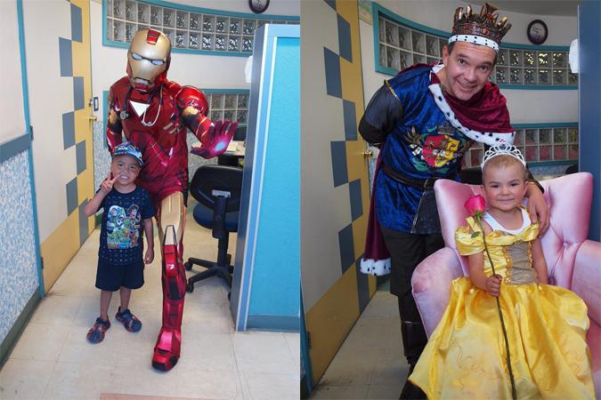 Médico mexicano se fantasia de super-heróis para ajudar crianças na luta contra o câncer 1