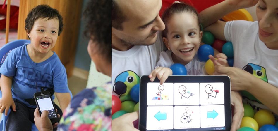 ONGs brasileiras ganham desafio mundial de tecnologia (em código aberto) para deficientes 5