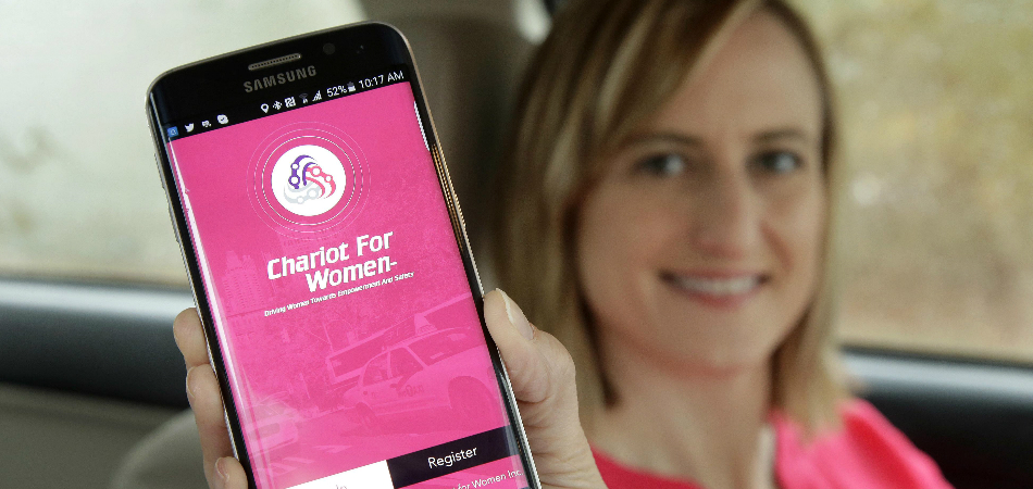 Uber só para mulheres é forma mais segura de transporte para elas 1