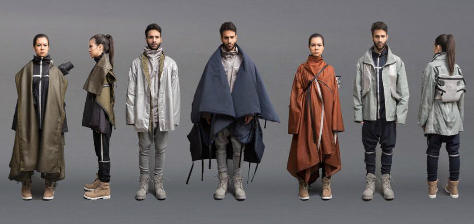 Estudante de design cria linha de roupas para refugiados sírios 1
