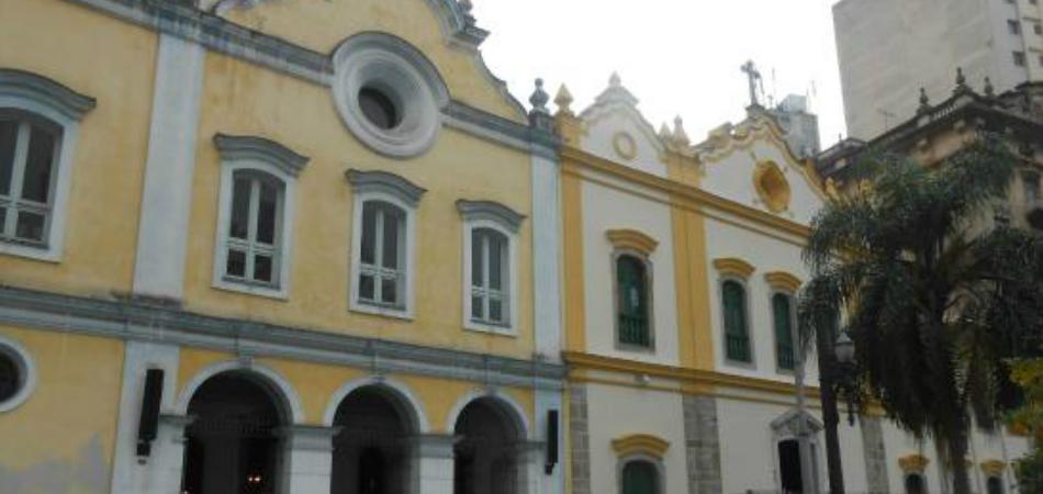 Convento no centro de São Paulo abre suas portas para receber moradores de rua durante a noite 3