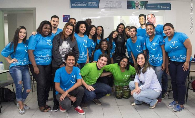 Projeto dá formação para jovens desenvolverem projetos de impacto social no RJ 2