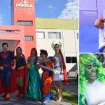 Voluntários se vestem de super-heróis para alegrar os dias em hospitais, asilos e abrigos 4