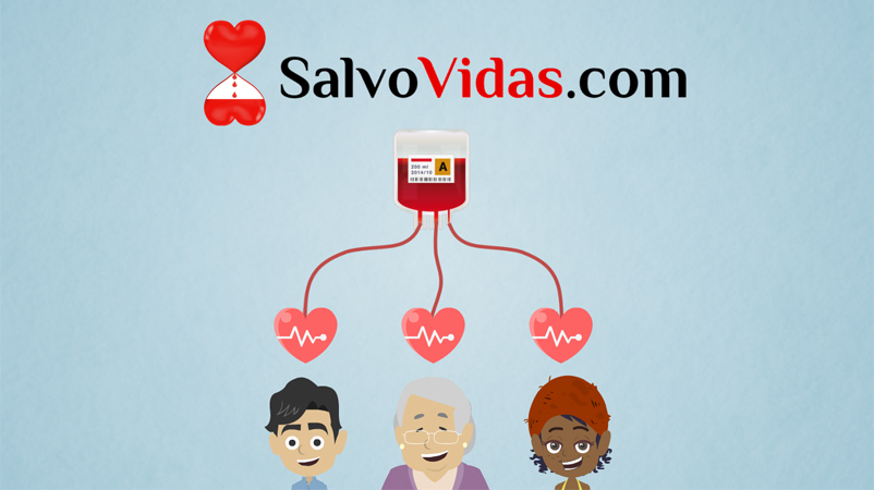 Jovem cria plataforma que pretende acabar de vez com a falta de doadores de sangue no Brasil 2