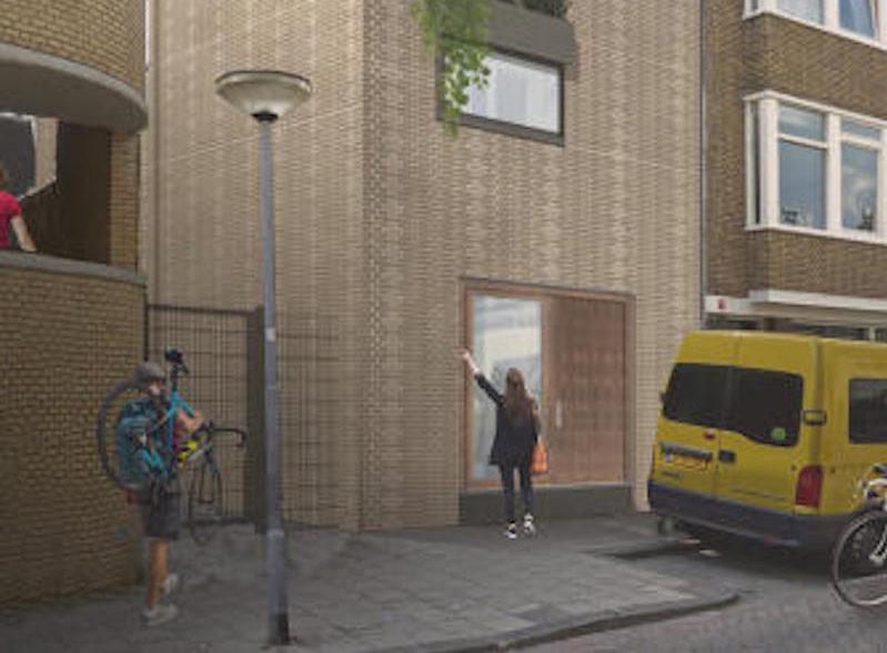 Estudantes de arquitetura constroem casa com tijolos feitos de lixo industrial 2