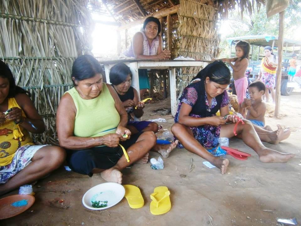 Tribo Guajajara, Brasil
