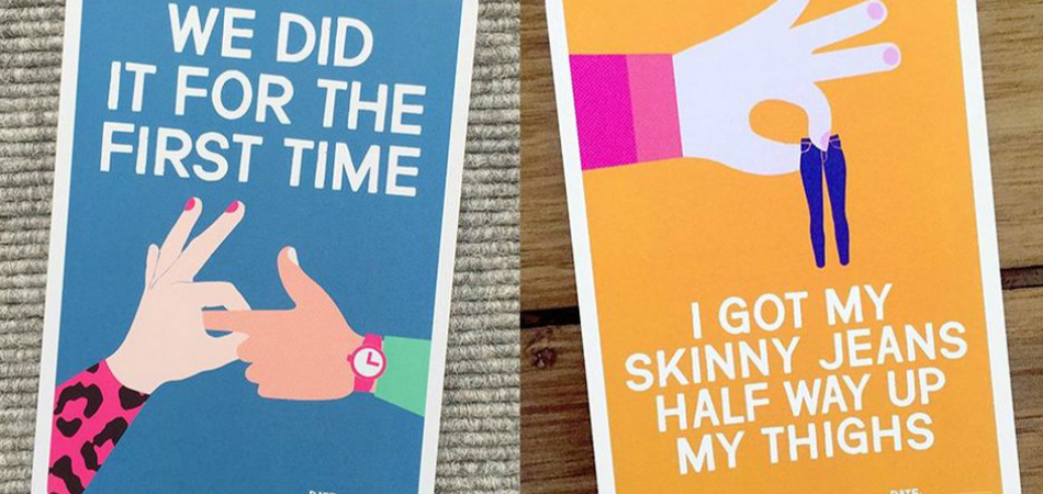 Mães criam cartões hilários para falar verdades sobre a materidade 1