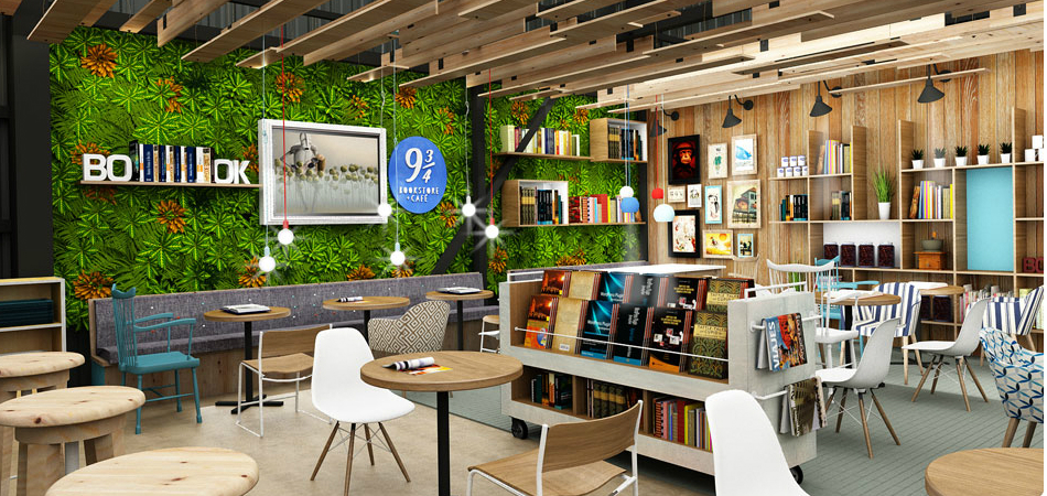 Conheça a biblioteca-livraria na Colômbia que agrada a todos 1