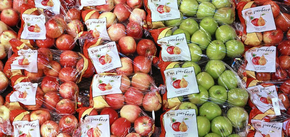 Walmart está vendendo maçãs feias e baratas para ajudar a reduzir o desperdício de alimentos 1