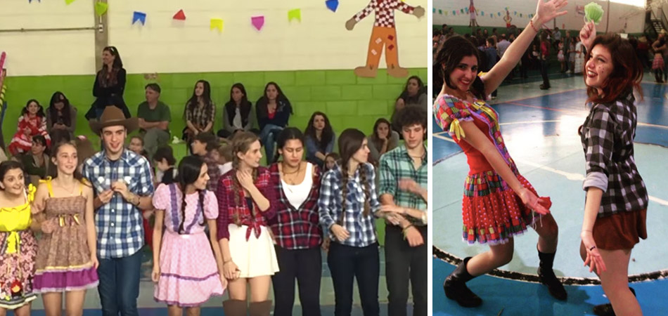 Estudantes reivindicam que casais LGBTs entrem na quadrilha de festa junina – e conseguem! 1
