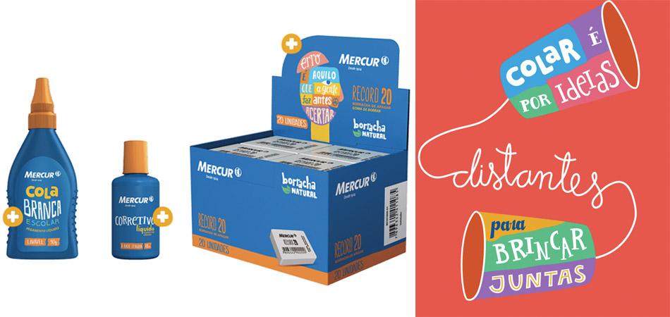 Novas embalagens de linha para educação de marca estimulam descobertas 1