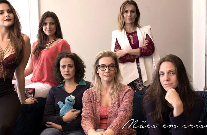 """Série """"Mães em crise"""" fala sobre a maternidade real 4"""