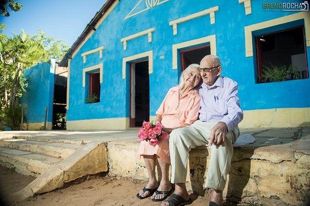 65 anos de casamento com álbum 5