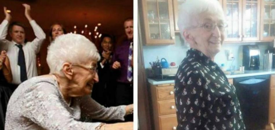 Aos 87 anos, essa senhora passou por grande transformação com Yoga 1