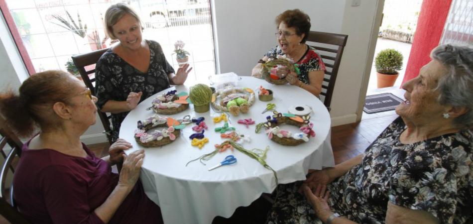 Primeira creche para idosos é inaugurada em Porto Alegre 2
