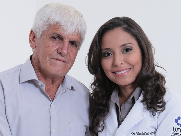 Hoje médica, filha de gari recebe primeiro salário e começa a ajudar o pai 1