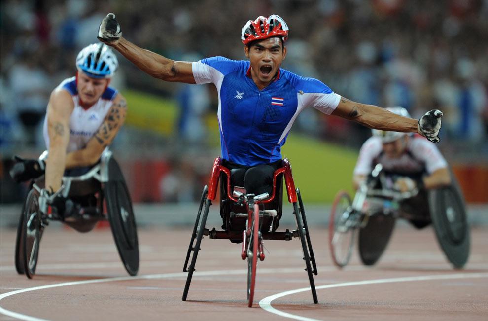 Paralimpíada bate recorde e vende 233 mil ingressos em apenas dois dias 1