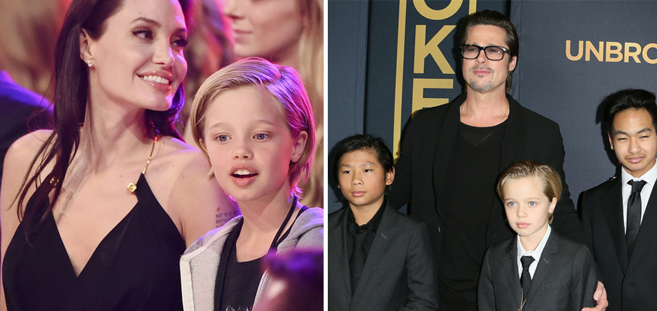 filho Brad e Angelina