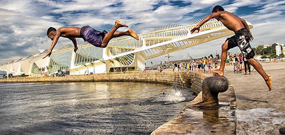 Jogos Rio 2016 deixam legado positivo para a cidade; conheça alguns deles 2