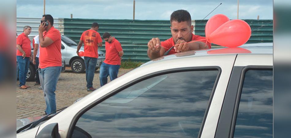 Motoristas do Uber oferecem corrida gratuita para quem doar sangue em Salvador 4
