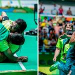 Contrariando médicos e com dor, Fernando Leme conquista Ouro ao lado do irmão nas Paralimpíadas 8