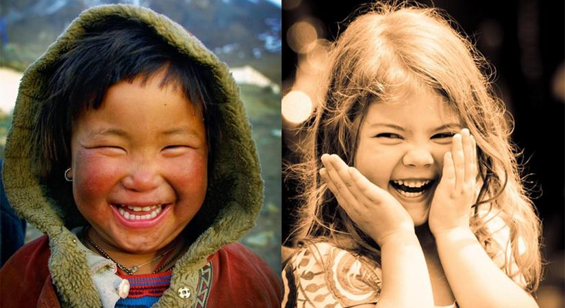 15 sorrisos contagiantes de crianças para melhorar (e muito!) o seu dia 1