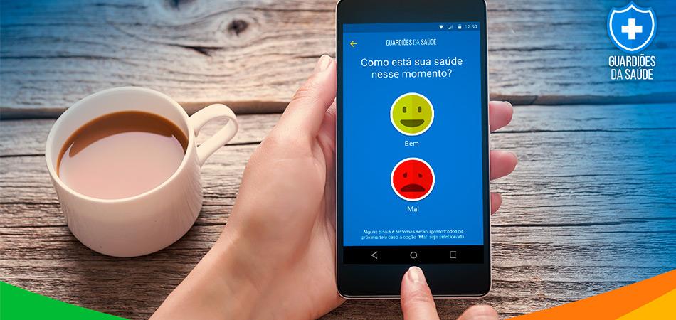 Monitore sua saúde com um app que ajuda a controlar a propagação de doenças 1