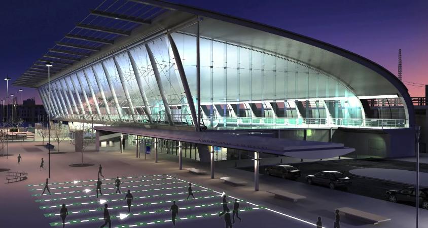 Metrô na França gera energia limpa com passos dos passageiros 1