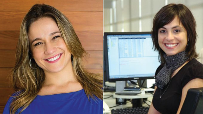 """""""Amor não tem cor, sexo ou raça"""": Fernanda Gentil confirma namoro com jornalista mineira 1"""