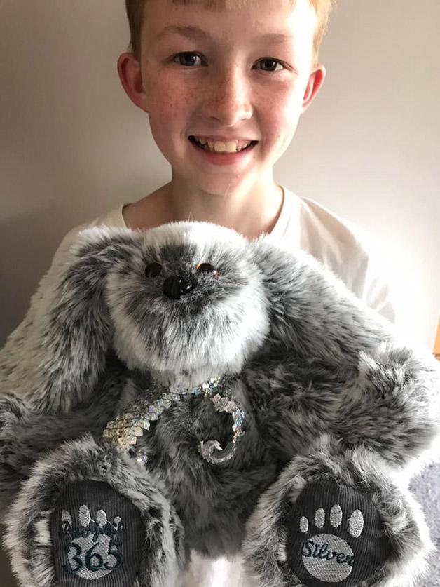 bichinhos de pelúcia costurados por menino 2