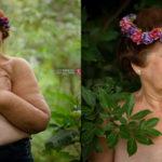 Neta homenageia avó que venceu o câncer de mama com lindo ensaio fotográfico 4