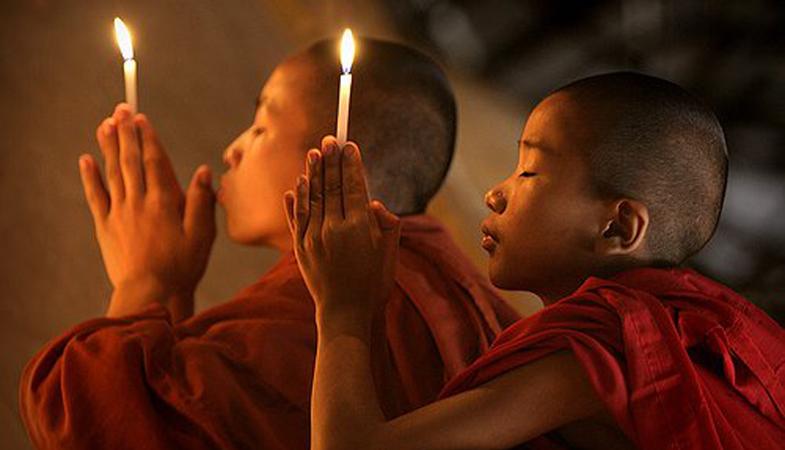 budismo mensagens