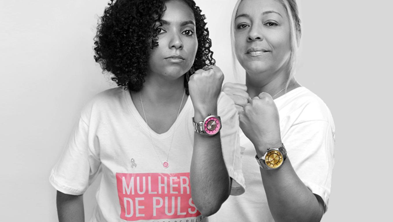 Dumont destina parte da venda de coleção para ajudar fundação que combate o câncer de mama 1