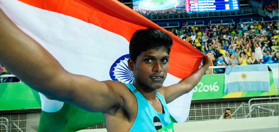 Com ouro nas Paralimpíadas, atleta indiano sai da extrema pobreza e muda sua vida para sempre 1
