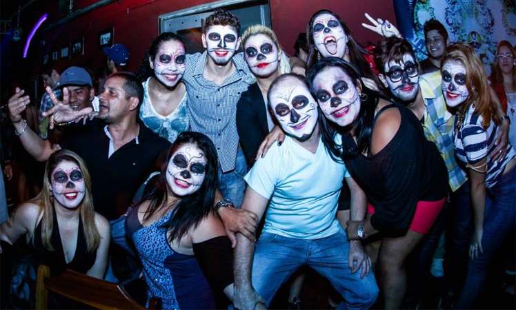 "Festa latina ""Dia de Los Muertos"" doará parte dos lucros para o Entrega por SP 1"