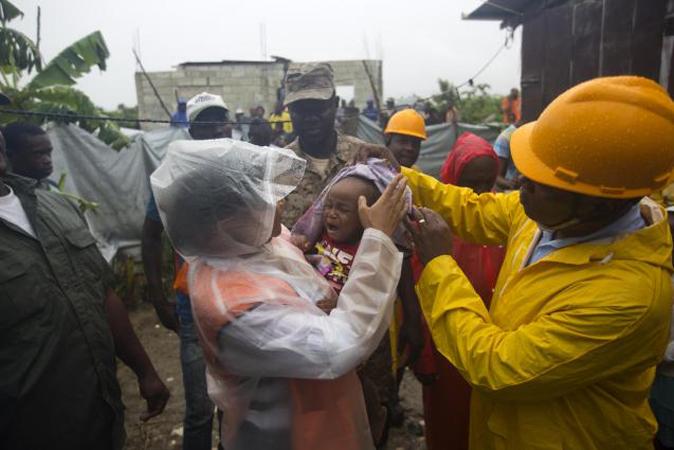 Saiba como ajudar as milhares de vítimas do furacão que devastou o Haiti 2