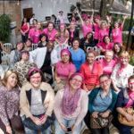 ONG promove mutirão de beleza para mulheres em tratamento contra o câncer de mama 5