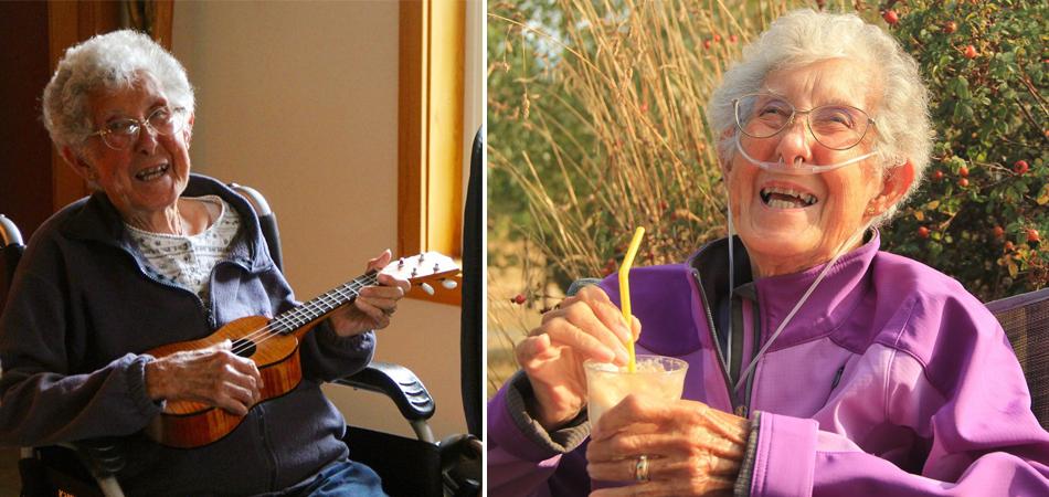 Morre aos 91 anos (feliz da vida!) senhora que preferiu viajar ao invés de fazer quimioterapia 1